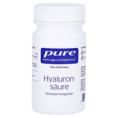 pure encapsulations Hyaluronsäure 60 Stück