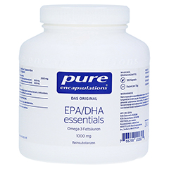 pure encapsulations EPA/DHA essentials 1000 mg 180 Stück