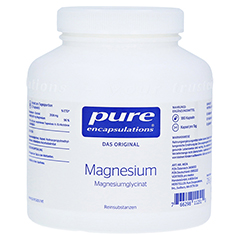 pure encapsulations Magnesium (Magnesiumglycinat) 180 Stück