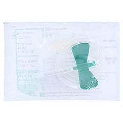 BUTTERFLY Kanüle 21 G grün 1 Stück