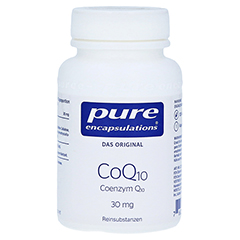 PURE ENCAPSULATIONS CoQ10 30 mg Kapseln 120 Stück