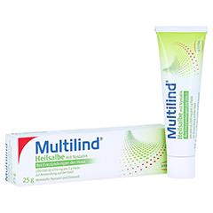 Multilind Heilsalbe mit Nystatin 25 Gramm N1