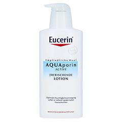 EUCERIN AQUAporin Active erfrisch.Lot.reichhal. 400 Milliliter