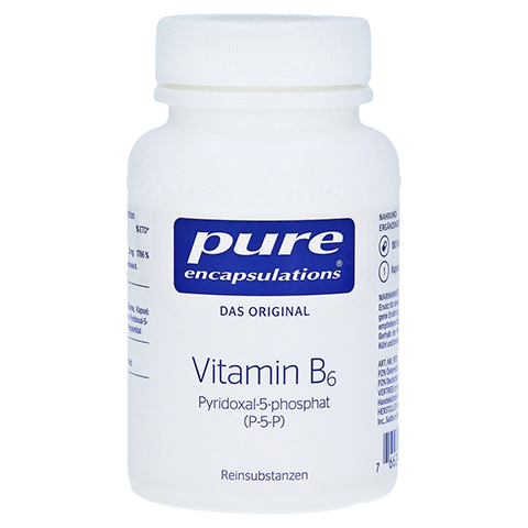 pure encapsulations Vitamin B6 P5P 180 Stück