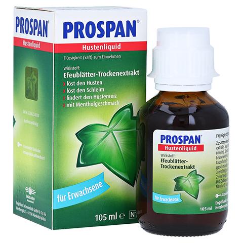 Prospan Hustenliquid 105 Milliliter N1