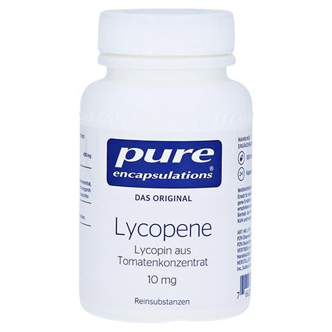 PURE ENCAPSULATIONS Lycopene 10 mg Kapseln 100 Stück