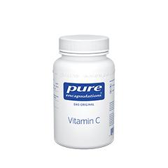 PURE ENCAPSULATIONS Vitamin C Kapseln 90 Stück