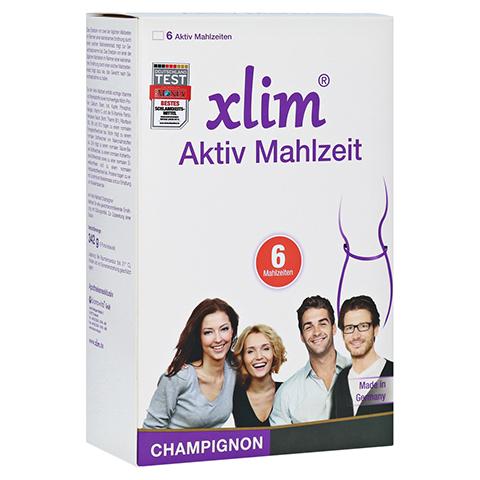 XLIM Aktiv Mahlzeit Champignon Pulver 6 Stück