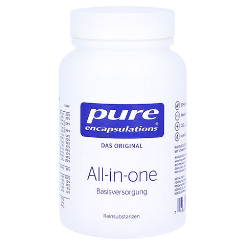 PURE ENCAPSULATIONS all-in-one Pure 365 Kapseln 60 Stück
