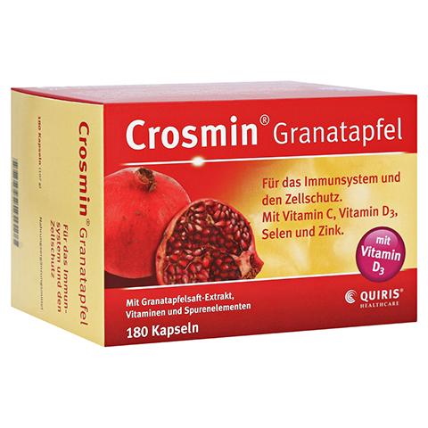 CROSMIN Granatapfel Kapseln 180 Stück