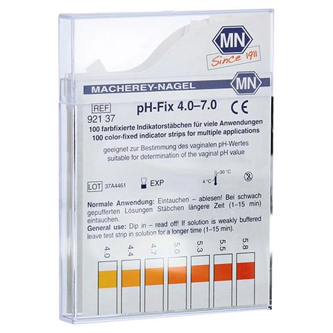 PH-FIX Indikatorstäbchen pH 4,0-7,0 100 Stück