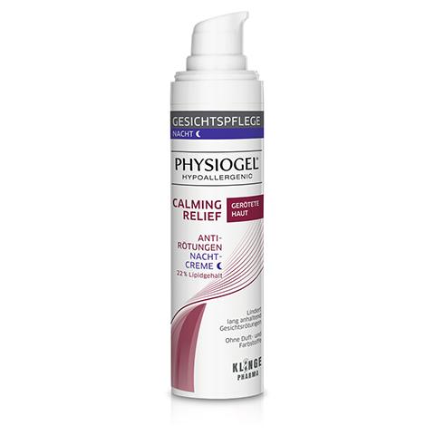 Physiogel Calming Relief Anti-Rötungen Nachtcreme 40 Milliliter
