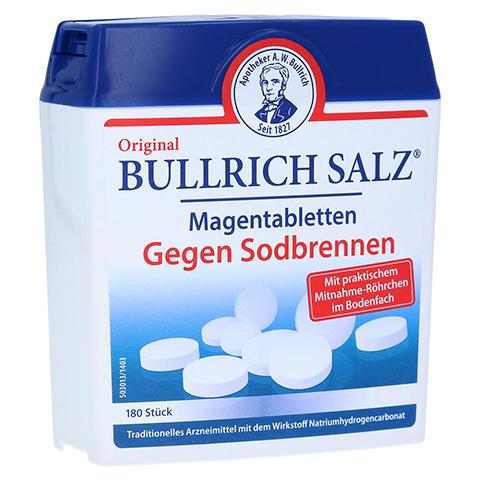 Bullrich-Salz Magentabletten 180 Stück