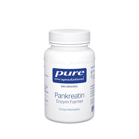 PURE ENCAPSULATIONS Pankreatin Enzym Formel Kaps. 60 Stück