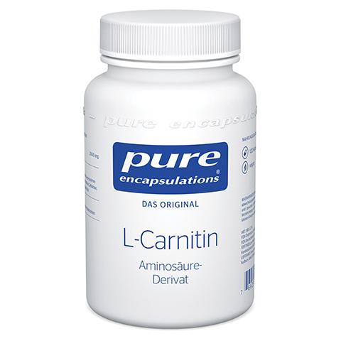 PURE ENCAPSULATIONS L-Carnitin Kapseln 120 Stück