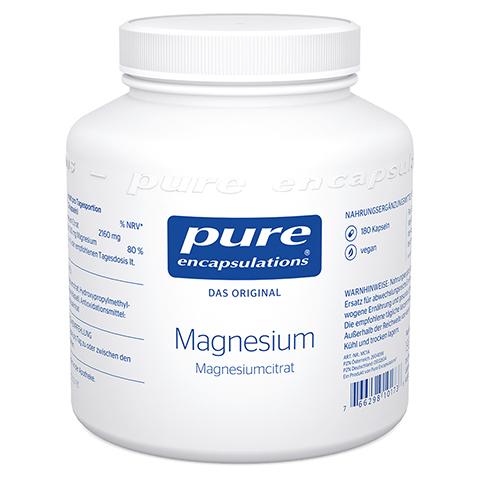 pure encapsulations Magnesium Magnesiumcitrat 180 Stück