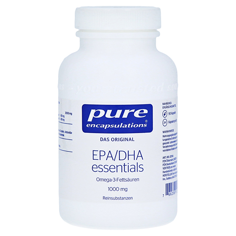 pure encapsulations EPA/DHA essentials 1000 mg 90 Stück