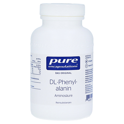pure encapsulations DL-Phenylalanin 90 Stück