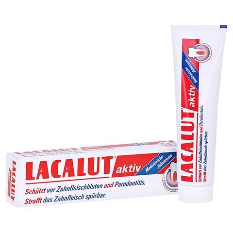 Lacalut Aktiv Zahncreme 100 Milliliter