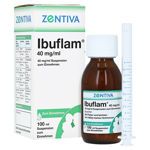 Ibuflam 40mg/ml 100 Milliliter N1