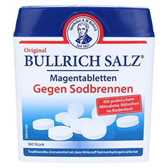 Bullrich-Salz Magentabletten 180 Stück - Vorderseite