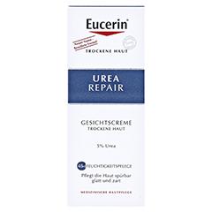 EUCERIN UreaRepair Gesichtscreme 5% 50 Milliliter - Vorderseite
