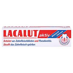 Lacalut Aktiv Zahncreme 100 Milliliter - Vorderseite