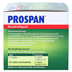 Prospan Hustenliquid 30x5 Milliliter - Linke Seite