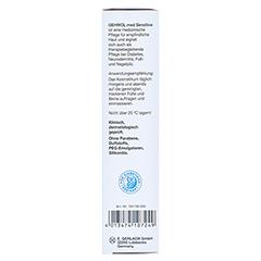 GEHWOL MED sensitive Creme 75 Milliliter - Linke Seite
