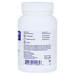 pure encapsulations Curcumin mit Bioperine 60 Stück - Linke Seite