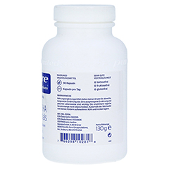 pure encapsulations EPA/DHA essentials 1000 mg 90 Stück - Linke Seite
