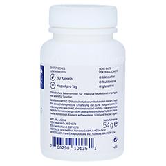 PURE ENCAPSULATIONS L-Glutamin 500 mg Kapseln 90 Stück - Linke Seite