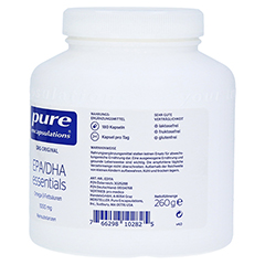 pure encapsulations EPA/DHA essentials 1000 mg 180 Stück - Linke Seite
