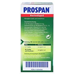 Prospan Hustenliquid 105 Milliliter N1 - Rechte Seite