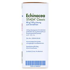 Echinacea STADA Classic 80g/100g Lösung 100 Milliliter N2 - Rechte Seite