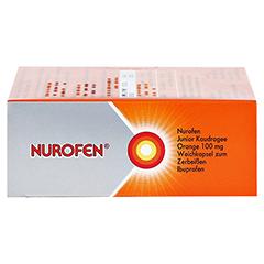 Nurofen Junior Kaudragee Orange 24 Stück - Rechte Seite