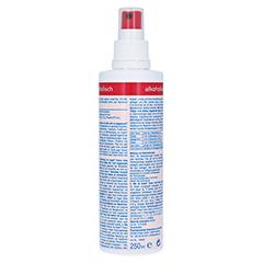 KODAN Tinktur forte farblos Pumpspray 250 Milliliter - Rechte Seite