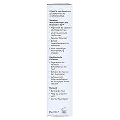 GEHWOL MED sensitive Creme 75 Milliliter - Rechte Seite