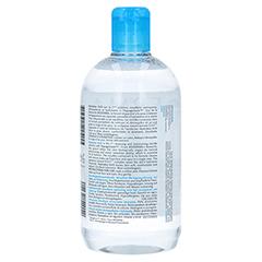 BIODERMA Hydrabio H2O 4in1 Mizellen-Reinigungslös. + gratis Hydrabio H2O 4in1 Mizellen-Reinigungslösung 250 ml 500 Milliliter - Rückseite