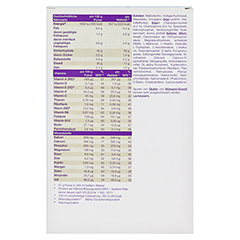 XLIM Aktiv Mahlzeit Champignon Pulver 6 Stück - Rückseite