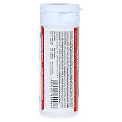 MIRADENT Zahnpflegekaugummi Xylitol Cranberry 30 Stück - Rückseite