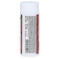 MIRADENT Zahnpflegekaugummi Xylitol Zimt 30 Stück - Rückseite