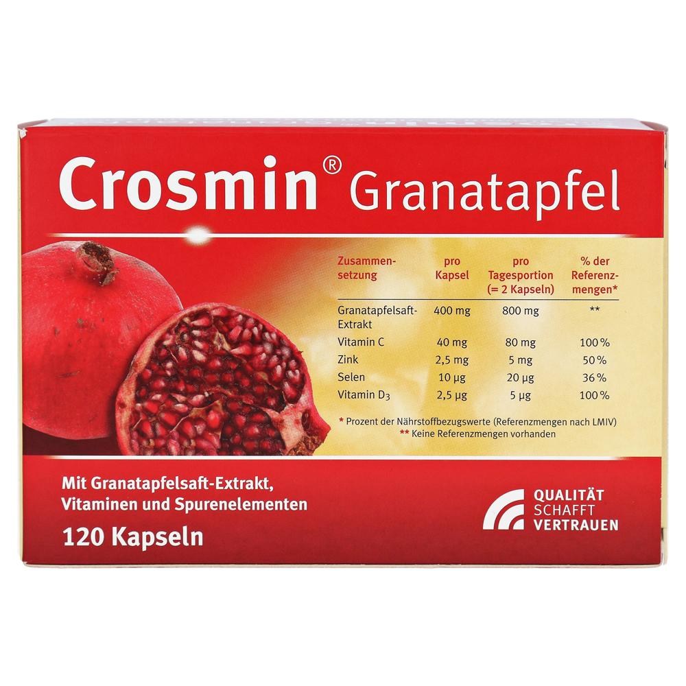 Granatapfel Erkältung