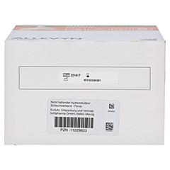 ALLEVYN Heel Schaumstoff Fersenverb.10,5x13,5 cm 5 Stück - Unterseite