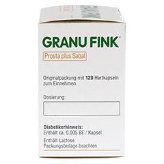GRANU FINK Prosta plus Sabal 120 Stück - Rechte Seite