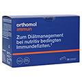 ORTHOMOL Immun Direktgranulat Himbeer/Menthol 30 Stück
