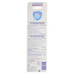 MERIDOL sicherer Atem Zungenreiniger 1 Stück - Rückseite