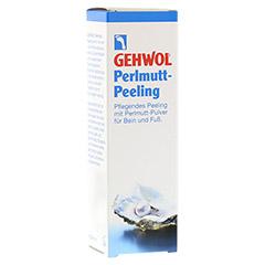 GEHWOL Perlmutt Peeling Tube 125 Milliliter