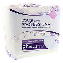 ALWAYS discreet professional Pants super medium 14 Stück