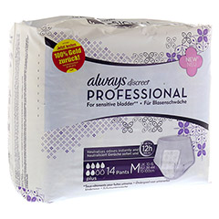 ALWAYS discreet professional Pants plus medium 14 Stück
